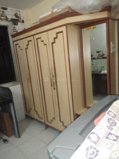 Kitchen Image of 550 Sq.ft 1 BHK Independent Floor for rent in Kopar Khairane for 15000