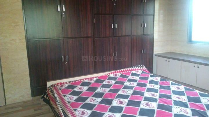Bedroom Image of 570 Sq.ft 1 BHK Apartment for rent in Andheri East for 33000