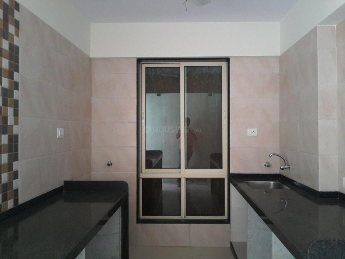 Kitchen Image of 650 Sq.ft 1 BHK Apartment for rent in Kurla East for 22000