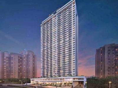 Gallery Cover Image of 653 Sq.ft 2 BHK Apartment for buy in Thane West for 12000000