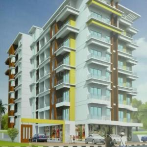 Gallery Cover Image of 1815 Sq.ft 3 BHK Apartment for buy in Thokkattu for 4950000