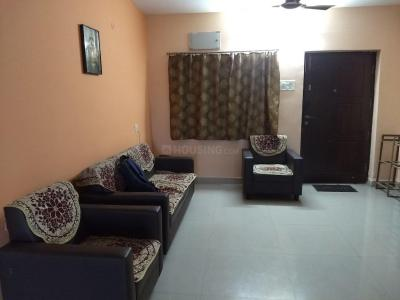 Gallery Cover Image of 1450 Sq.ft 2 BHK Apartment for rent in Suravaram Epsilon Homes, Hafeezpet for 18000