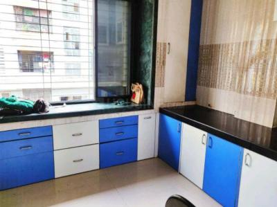 Gallery Cover Image of 619 Sq.ft 1 BHK Apartment for rent in Dombivli East for 11500