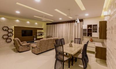 Gallery Cover Image of 1700 Sq.ft 3 BHK Apartment for buy in Krypton Towers, Prabhadevi for 55000000