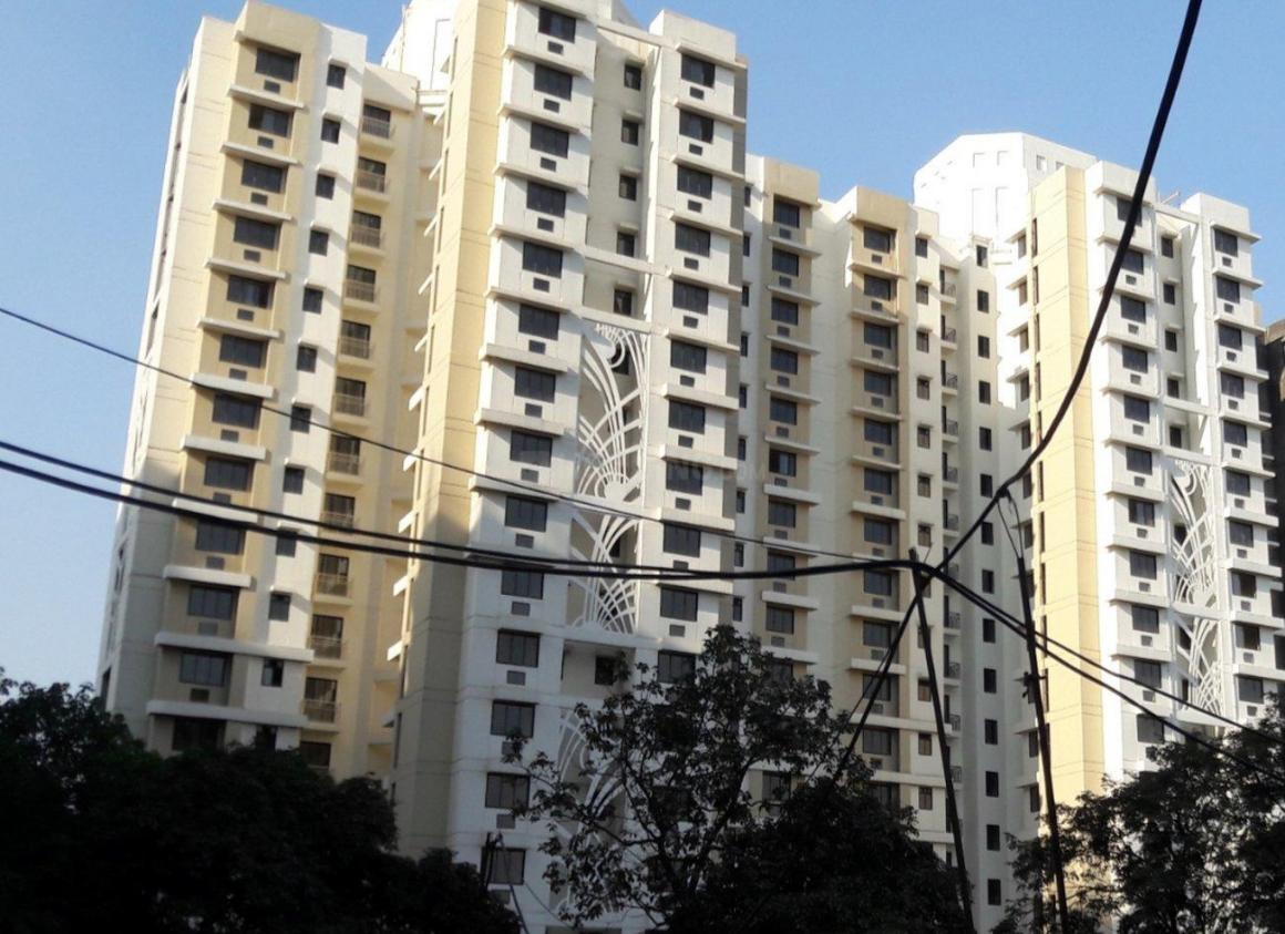 Building Image of 550 Sq.ft 1 BHK Apartment for rent in Ambivali for 4500