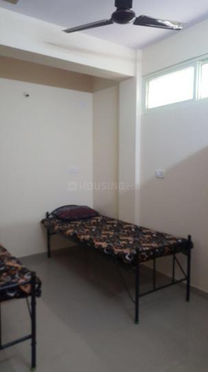 संपांगी रामा नगर में अस्त्र पीजी में बेडरूम की तस्वीर