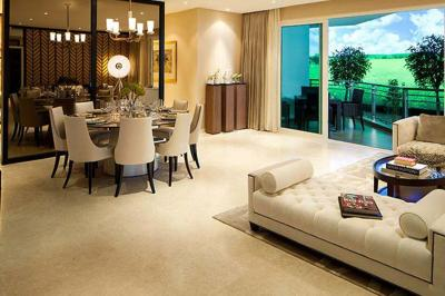 Gallery Cover Image of 2686 Sq.ft 3 BHK Apartment for buy in DLF The Crest, Sector 54 for 44500000