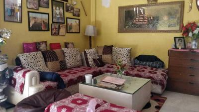 Gallery Cover Image of 1130 Sq.ft 3 BHK Independent Floor for rent in Khirki Extension for 40000