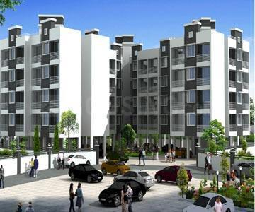 Gallery Cover Image of 600 Sq.ft 1 BHK Apartment for buy in Kharghar for 5500000