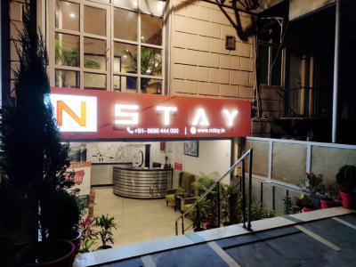 Balcony Image of Nty in Sushant Lok I