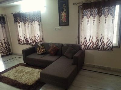 Gallery Cover Image of 1300 Sq.ft 2 BHK Apartment for rent in Puppalaguda for 20000