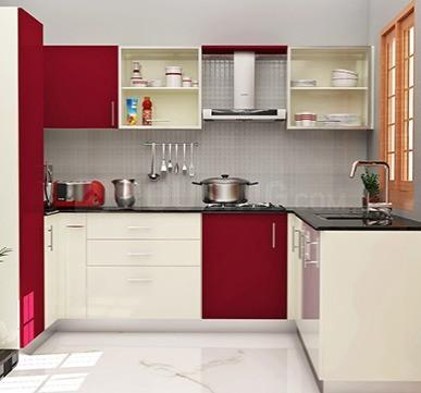 Kitchen Image of 345 Sq.ft 1 RK Apartment for buy in Dombivli East for 811000