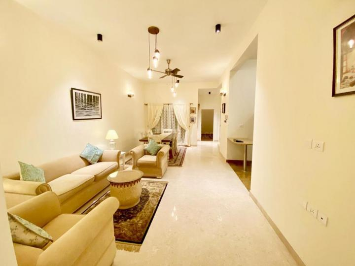 Hall Image of 905 Sq.ft 2 BHK Apartment for buy in SNN Raj Serenity Phase 2, Akshayanagar for 6000000