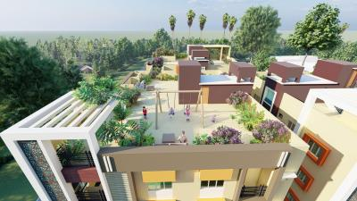 Gallery Cover Image of 650 Sq.ft 2 BHK Apartment for buy in Tangra for 2800000