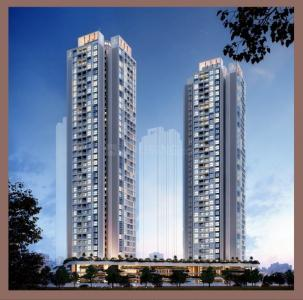 Gallery Cover Image of 1900 Sq.ft 3 BHK Apartment for buy in Aurum Q Islands R4, Ghansoli for 26000000