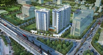 Gallery Cover Image of 2073 Sq.ft 3 BHK Apartment for buy in New Town for 15000000