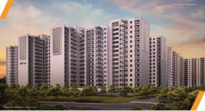 Gallery Cover Image of 985 Sq.ft 2 BHK Apartment for buy in Akshaya Today, Kelambakkam for 3742015