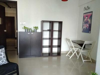 Gallery Cover Image of 620 Sq.ft 1 BHK Apartment for rent in Powai for 45000