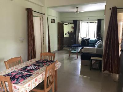 Gallery Cover Image of 1364 Sq.ft 3 BHK Apartment for rent in Kada Agrahara for 16000