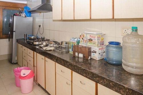 Kitchen Image of Rakesh Nest Delhi in New Friends Colony