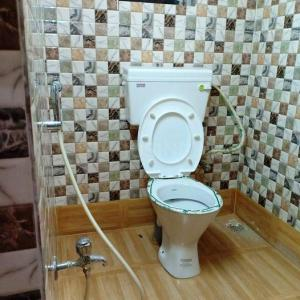 Bathroom Image of Susmita's Paying Guest in Bangur Avenue