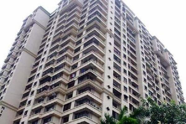 Building Image of 950 Sq.ft 2 BHK Apartment for rent in Kandivali East for 30000