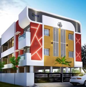 Gallery Cover Image of 1254 Sq.ft 3 BHK Apartment for buy in Rajakilpakkam for 7900200