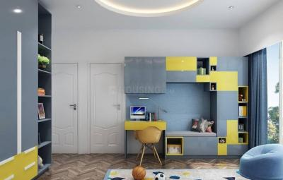 Gallery Cover Image of 1500 Sq.ft 3 BHK Apartment for buy in T Bhimjyani The Verraton, Thane West for 26000000