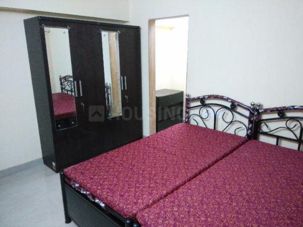 पवई में सफायर लेकसाइड में बेडरूम की तस्वीर