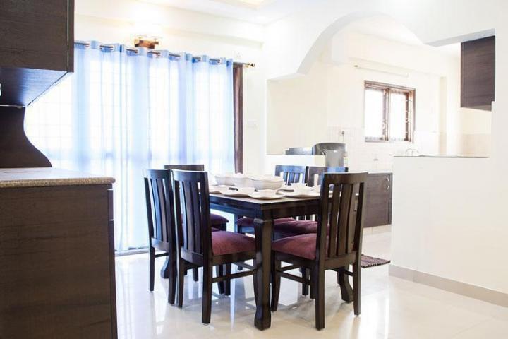 Dining Room Image of PG 4642336 K R Puram in Krishnarajapura