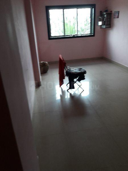 Living Room Image of 1280 Sq.ft 2 BHK Apartment for rent in Ghansoli for 28000