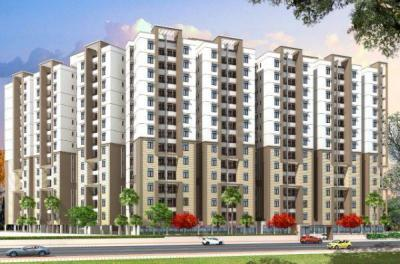 Gallery Cover Image of 669 Sq.ft 2 BHK Apartment for buy in Vardhman Swapnlok, Jhotwara for 1800000