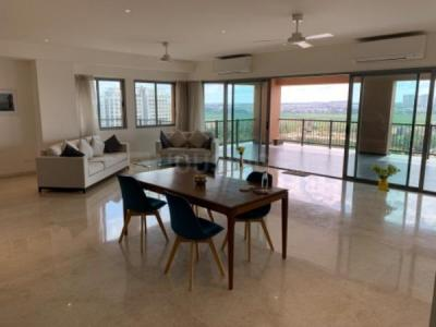 Gallery Cover Image of 5200 Sq.ft 3 BHK Apartment for rent in UKN Miraya Rose, Whitefield for 120000