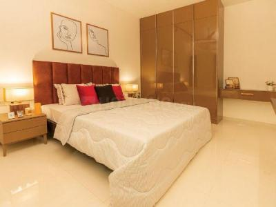 Bedroom Image of 1861 Sq.ft 3 BHK Apartment for buy in Casagrand Tudor, Mogappair for 11629389