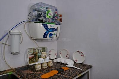 Kitchen Image of Oyo Life Grg1187 Palam Vihar Ext in Palam Vihar Extension