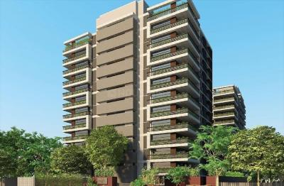 Gallery Cover Image of 4060 Sq.ft 4 BHK Apartment for buy in Safal Paarijat Residences, Bodakdev for 37500000