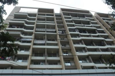 Gallery Cover Image of 1210 Sq.ft 2 BHK Apartment for rent in Nerul for 40000