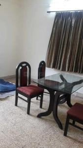 Gallery Cover Image of 558 Sq.ft 1 BHK Apartment for rent in Dwarka Mor for 42000