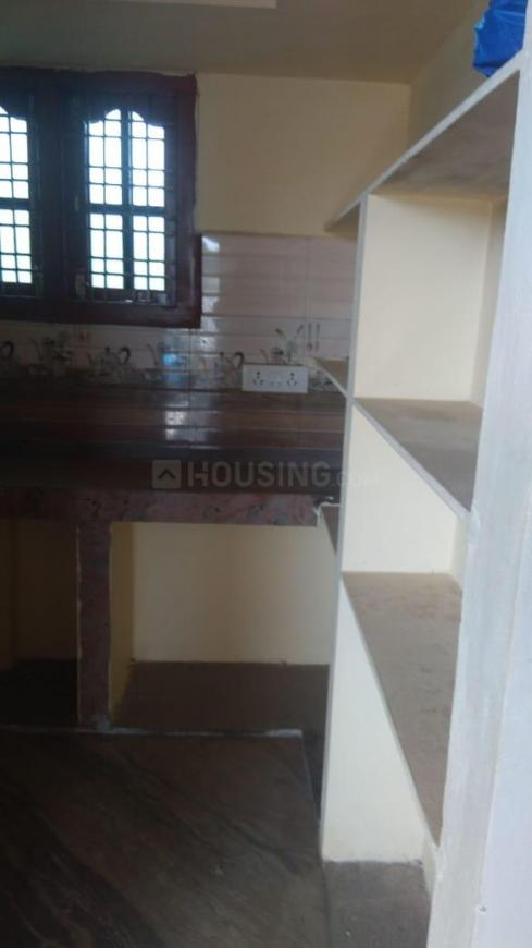 Kitchen Image of 400 Sq.ft 1 BHK Apartment for rent in Borabanda for 8500