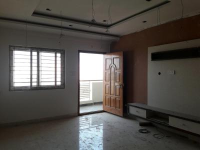 Gallery Cover Image of 1400 Sq.ft 3 BHK Apartment for rent in Baldota Elegant, Mallathahalli for 25000