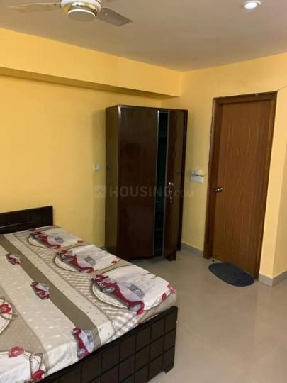 Bedroom Image of 800 Sq.ft 1 RK Independent Floor for rent in Palam Vihar for 12000