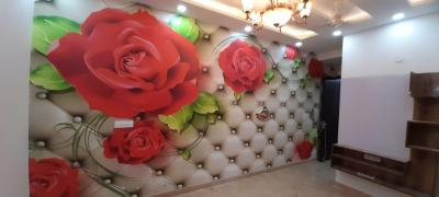 Gallery Cover Image of 1300 Sq.ft 3 BHK Apartment for buy in Vasundhara for 5800000