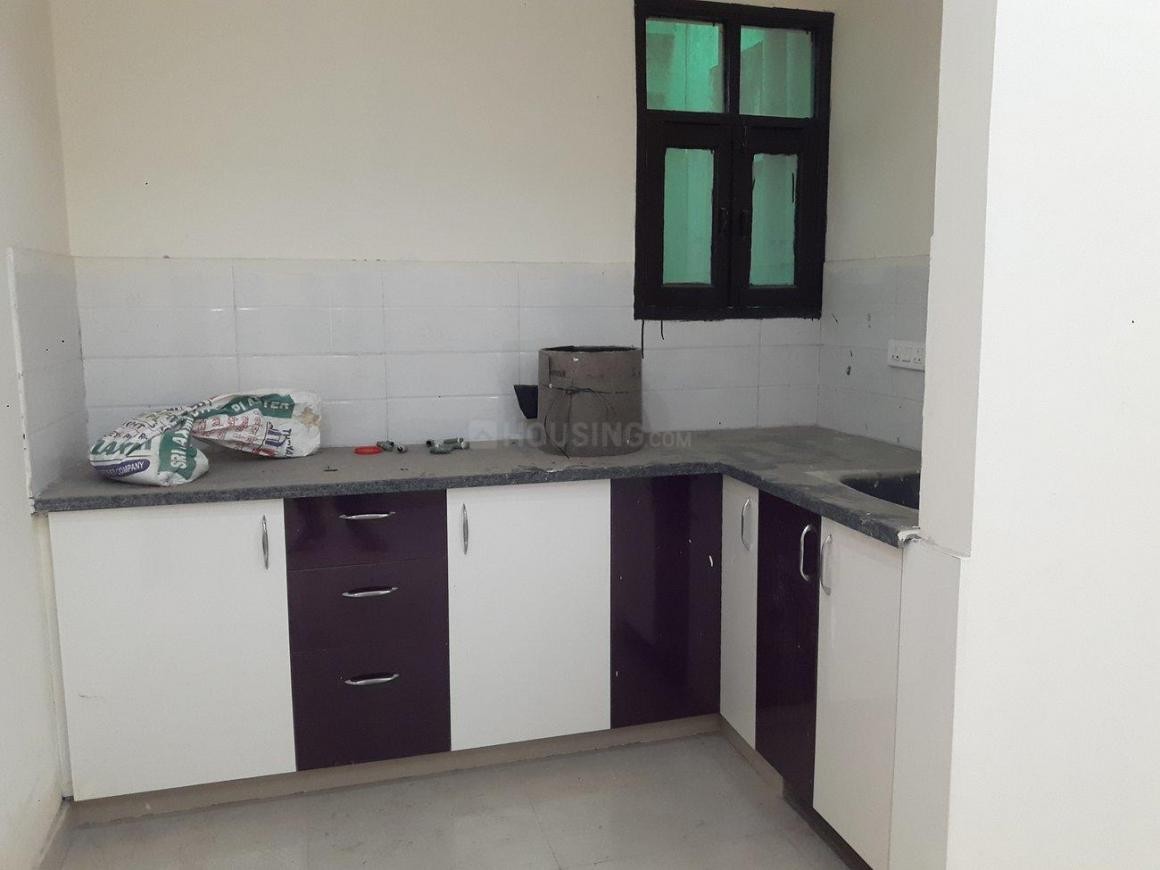 Kitchen Image of 911 Sq.ft 2 BHK Independent Floor for buy in Noida Extension for 2299996