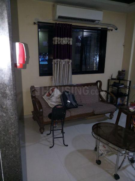Living Room Image of 850 Sq.ft 2 BHK Apartment for buy in Mulund West for 11000000