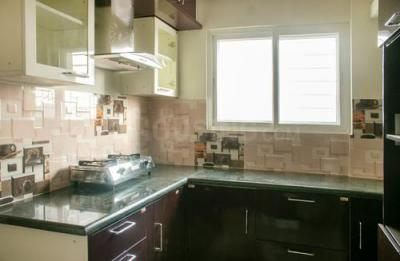 Kitchen Image of Preety Woods 809 in Jakkur