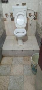 Bathroom Image of Amulya Men's Executive Hostel in Ameerpet