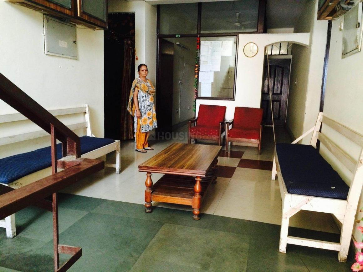 Living Room Image of Agarwal Hostel in Sector 8 Dwarka