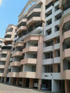 Gallery Cover Image of 710 Sq.ft 1 BHK Apartment for rent in Seawoods for 20500