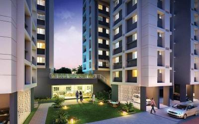 Gallery Cover Image of 822 Sq.ft 2 BHK Apartment for buy in Merlin Gangotri, Konnagar for 2404350