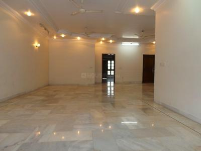 Gallery Cover Image of 2100 Sq.ft 3 BHK Independent Floor for rent in Green Park for 75000